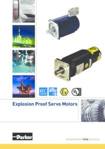 thumbnail of ATEX Servomotor catalog