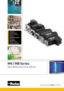 thumbnail of MB MH Motors Catalog
