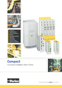 thumbnail of Compax3 Catalog