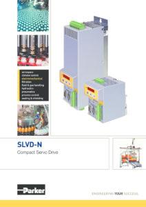 thumbnail of SLVDN Servodrive catalog