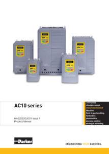 thumbnail of AC10 Product Manual HA502320U001